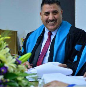 Dr. Omar Al Kharabsha