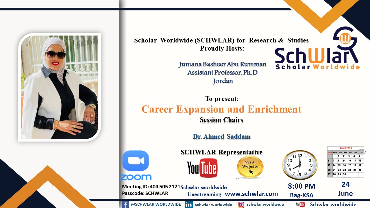 Career Expansion and Enrichment
