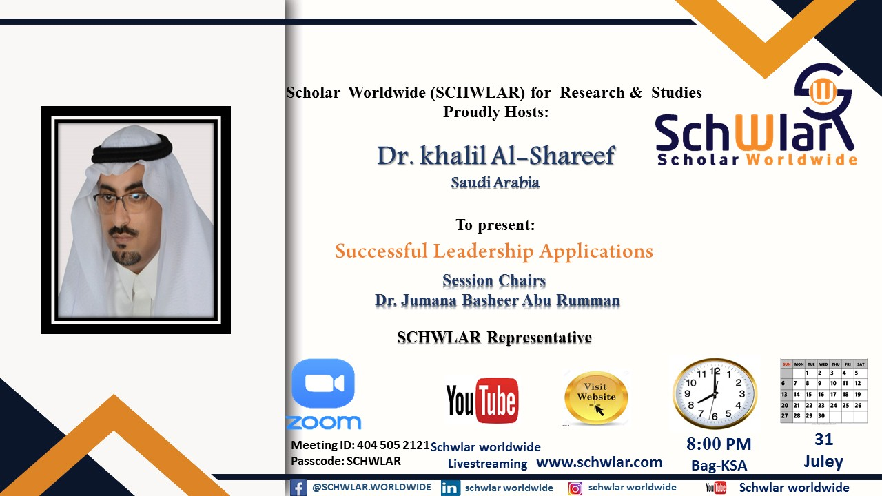 Successful Leadership Applications