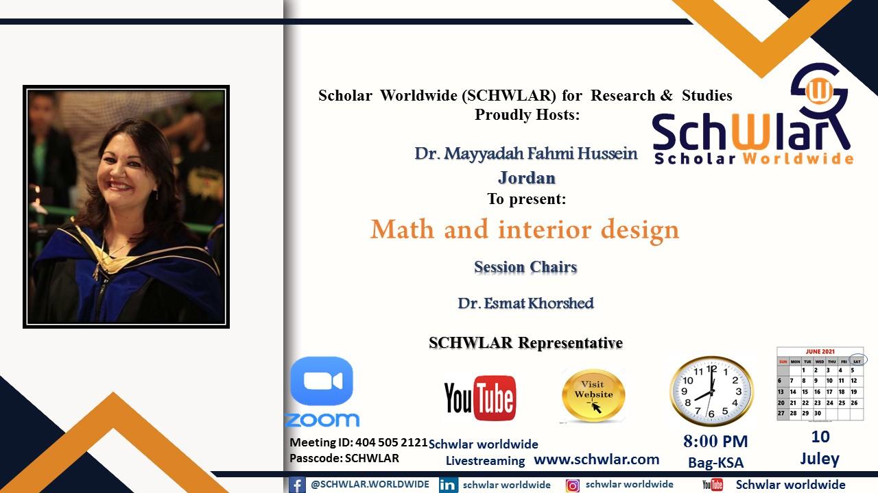 Mathematics & Interior Design